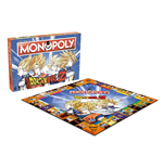 Dragon Ball Board Game Monopoly *French Version*
