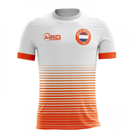2018-2019 Holland Away Concept Football Shirt - Adult Long Sleeve