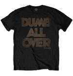 Frank Zappa Unisex Tee: Dumb All Over