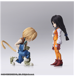 Ffix Bring Arts Zidane & Garnet 17TH Set Action Figure