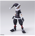 Kh Ii Bring Arts Sora Christmas Town Ver Action Figure