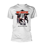 Beastie Boys T-Shirt Solid Gold Hits (WHITE)