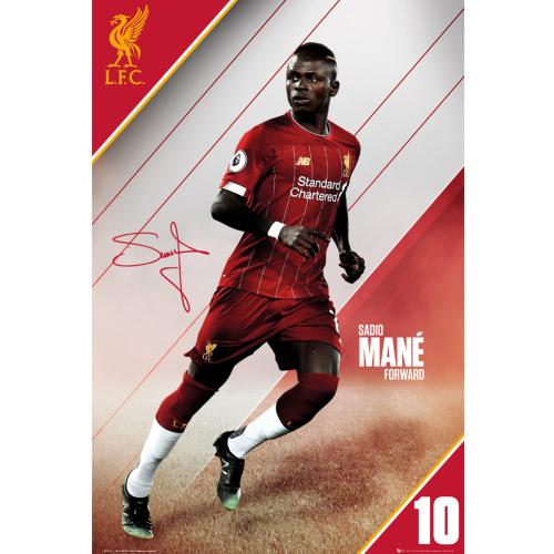 Liverpool FC Poster Mane 11