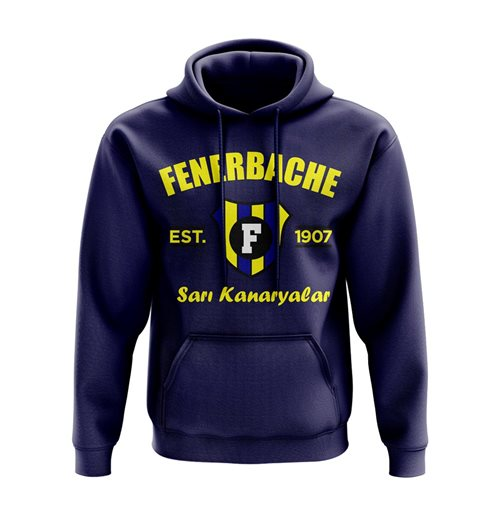 Fenerbahce Established Hoody (Navy)