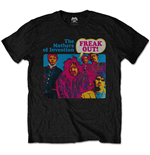 Frank Zappa Unisex Tee: Freak Out!