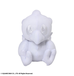 Final Fantasy Autograph Plush Figure Chocobo White Ver. 16 cm