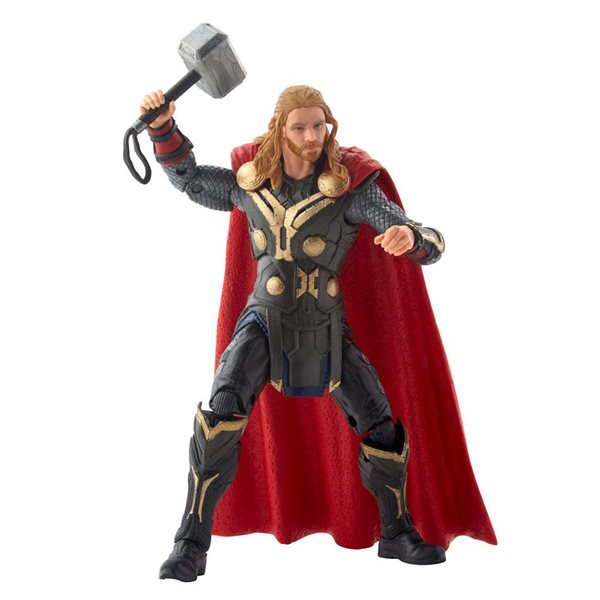 Thor The Dark World Marvel Legends Studio Series Action Figure 2-Pack Thor /& SIF