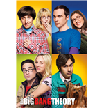 Big Bang Theory Poster 376650