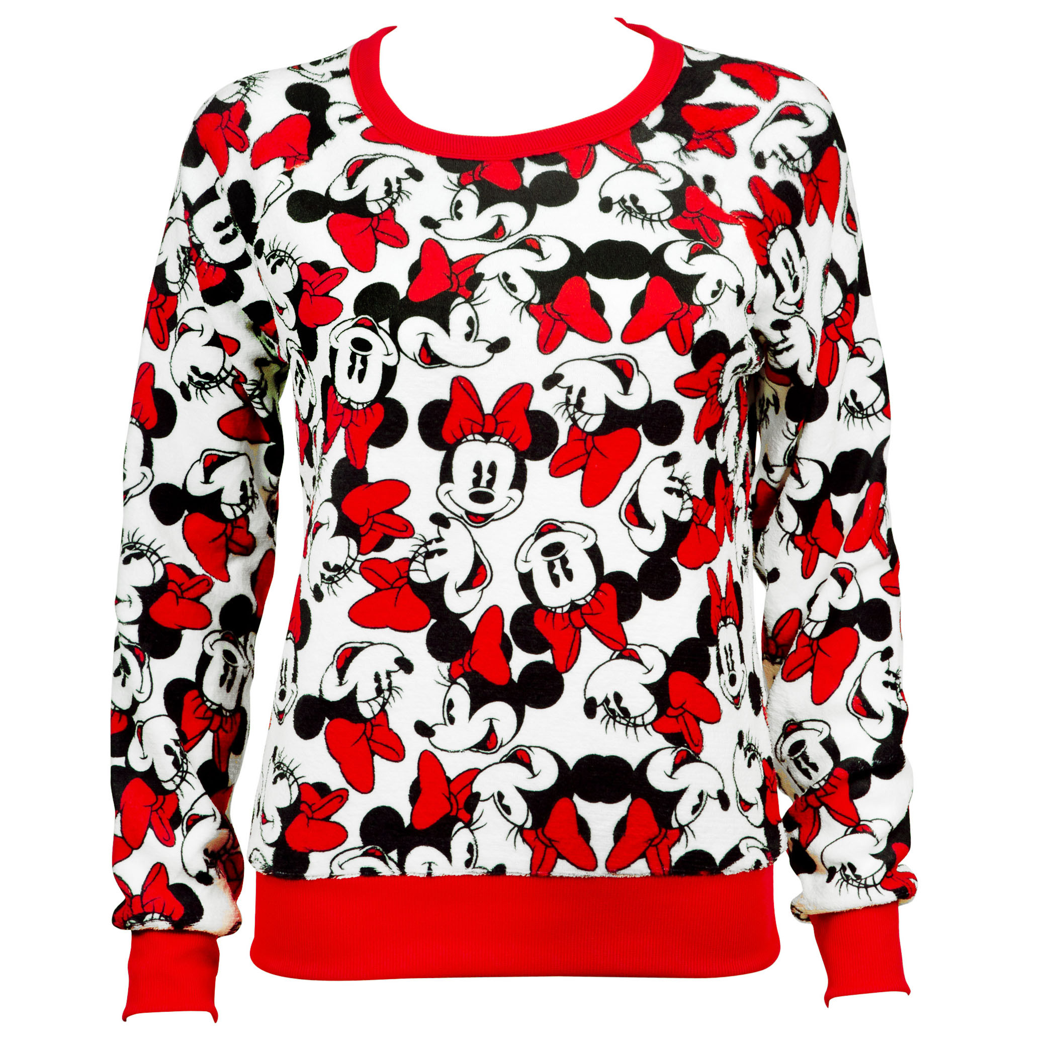 Minnie Mouse Juniors Sweater