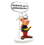 Asterix Comics Speech Collection Statue