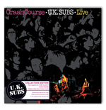 Vynil Uk Subs - Crash Course: Live (2 Lp)