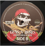 Vynil Guns N' Roses - Sweet Child O Mine Live & Remastered