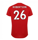 2019-2020 Liverpool On Pitch Jersey (Red) (Robertson 26)