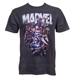 Marvel Avengers Grey Tshirt