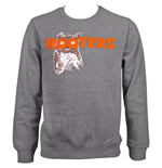 Hooters Grey Crewneck Sweatshirt