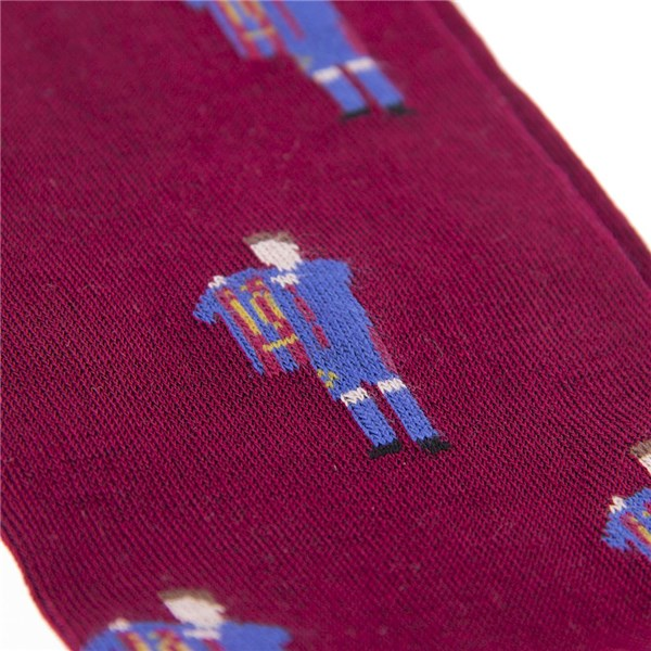 FC Barcelona Messi Casual Sock