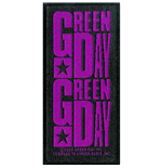 Green Day Patch 381918
