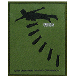 Green Day Patch 381919
