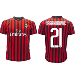 2019/20 AC Milan Football Shirt