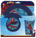 Spiderman Breakfast Set 384027