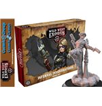 Wwe Infernal Investigations Posse Wargame