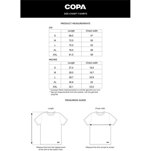 COPA Basic T-Shirt | Black