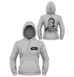 Star Wars Ladies Hooded Sweater Chewie