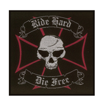 Generic Patches Patch Ride HARD, Die Free (PATCH)