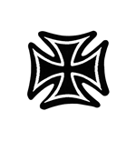 Generic Patches Patch Iron Cross (PATCH)