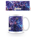 Avengers: Endgame Mug The Ultimate Battle