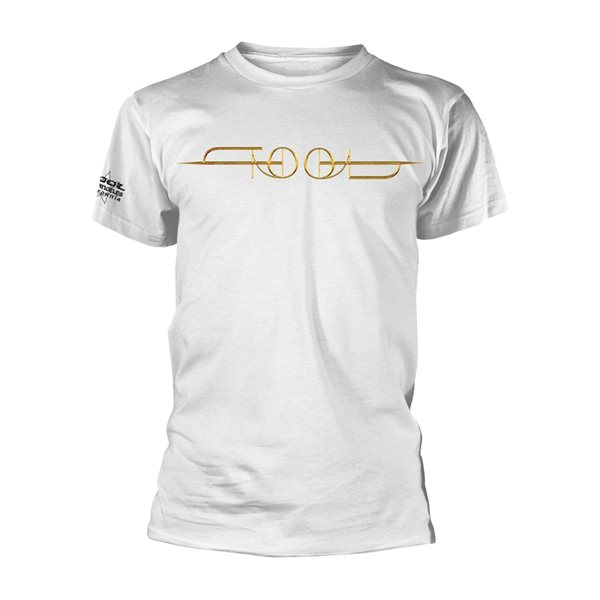 Tool T-Shirt Gold Iso (WHITE)