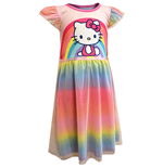 Hello Kitty Girls Youth Sleep Gown