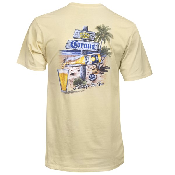 Corona Extra Afternoon Post T-Shirt