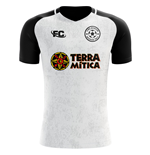 2018-2019 Valencia Fans Culture Home Concept Shirt - Kids