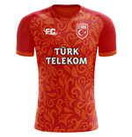 2018-2019 Galatasaray Fans Culture Home Concept Shirt - Kids