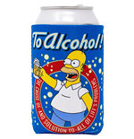 The Simpsons Homer To Alcohol Beer Can Hugger