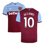 2019-20 West Ham Home Shirt (DI CANIO 10)