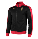 AC Milan 120th Anniversary T7 Track Jacket (Black)