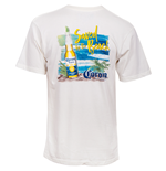 Corona Extra Saved By The Beach T-Shirt