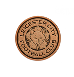 Leicester City FC Badge Antique Gold