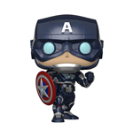 Captain America Funko Pop 398471