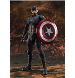 Avengers Endgame Cap America Final B Shf Action Figure