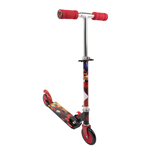 MIRACULOUS Children's Ladybug Two-Wheel Inline Scooter, Unisex, Ages Five Years and Above, Multi-colour