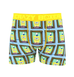 SpongeBob SquarePants Portraits Men's Boxer Briefs Shorts