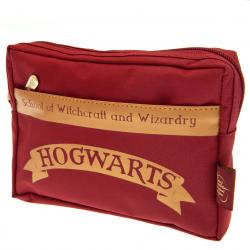 Harry Potter Multi Pocket Pencil Case Hogwarts