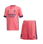2020-2021 Real Madrid Adidas Away Mini Kit