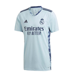 2020-2021 Real Madrid Adidas Home Goalkeeper Shirt