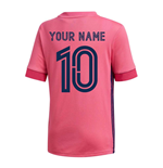 2020-2021 Real Madrid Adidas Away Shirt (Kids) (Your Name)