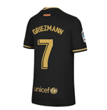 2020-2021 Barcelona Away Nike Football Shirt (GRIEZMANN 7)