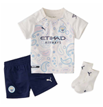 2020-2021 Manchester City Third Baby Kit